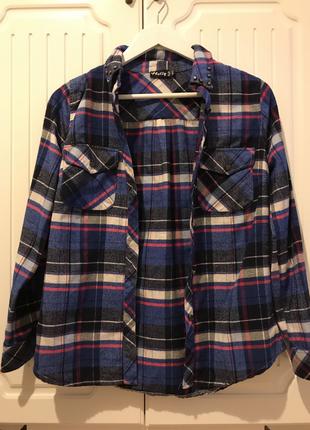 Lacivert Kışlık Gömlek Gömlek