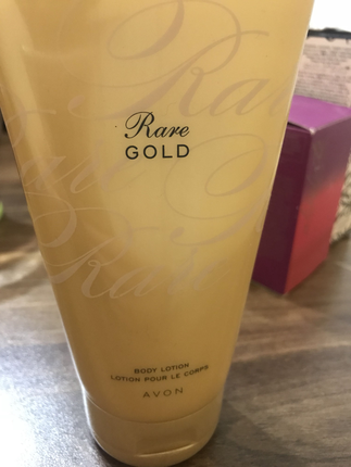 Rare Gold Vücut Losyonu Avon