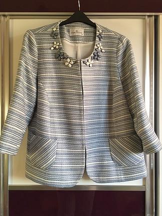 Chanel kumaş ceket