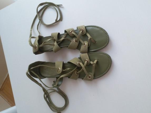 nine west sandalet