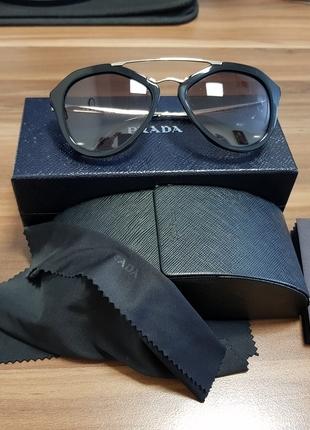 Az Kullanılmış Sıfır Ayarında Prada Güneş Gözlüğü Prada