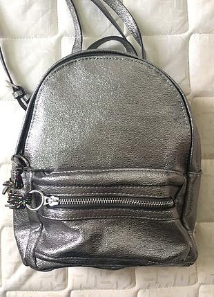 Silver çanta