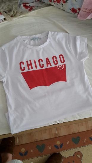 Kırmızı Tişört T-shirt