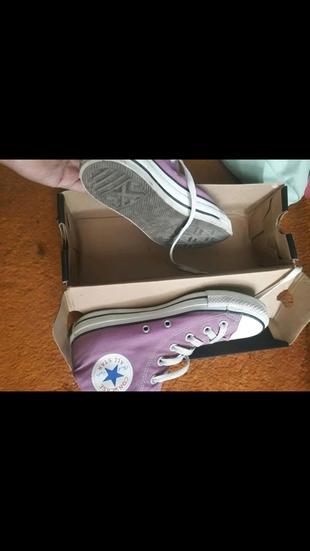 Çok Yeni Converse Ayakkabı