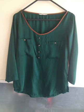 Yeşil Bluz Y-London
