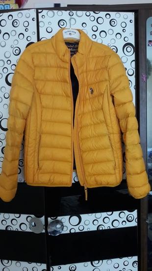 Kaz Tüyü Mont Dış giyim