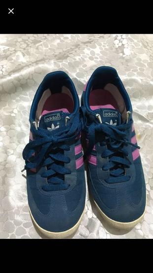 Adidas 37 Numara Hasarsız Ayakkabı