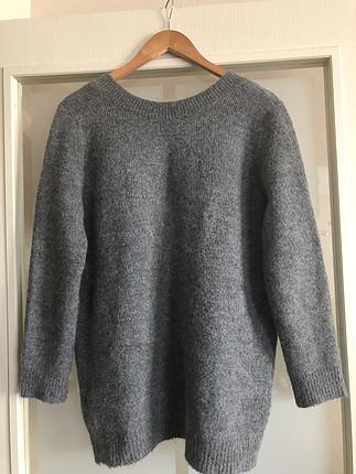 Zara taşlı kazak