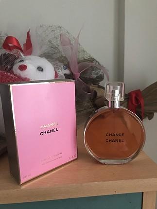 Chanel chance bayan parfüm