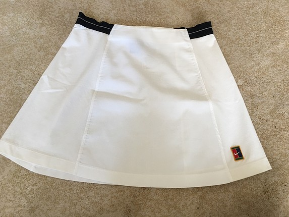m Beden beyaz Renk Nike tenis eteği