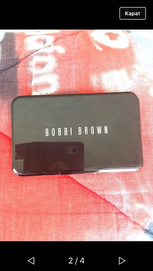 Orjinal bobbi brown