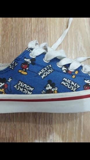 mickey mouse ayakkabi