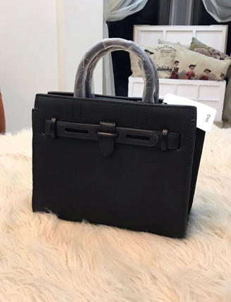 xs Beden siyah Renk Mango çanta