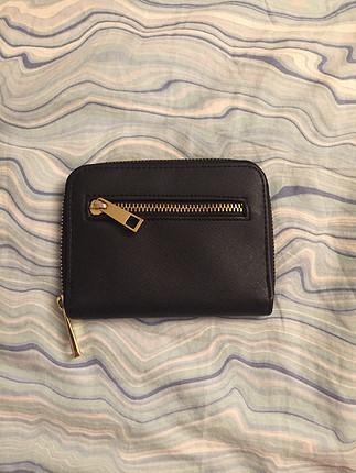 Orta boy siyah cüzdan