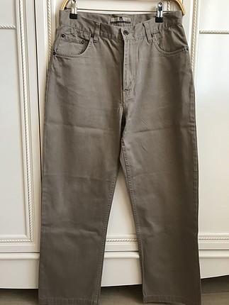 Colins marka 31 beden erkek pantolon boy 98 cm