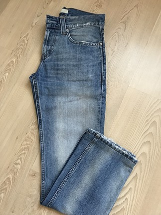 31 beden Levis marka erkek kot pantolon