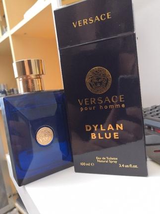 Orjinal Versace dylanblue 85ml civari