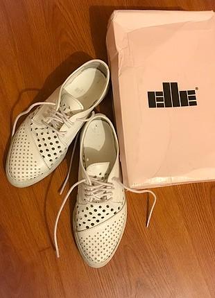 ELLE oxford ayakkabı