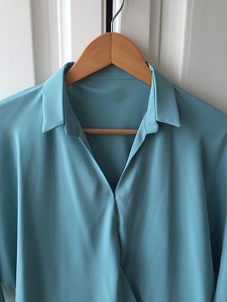 wrap gömlek