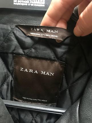 Zara Zara erkek mont