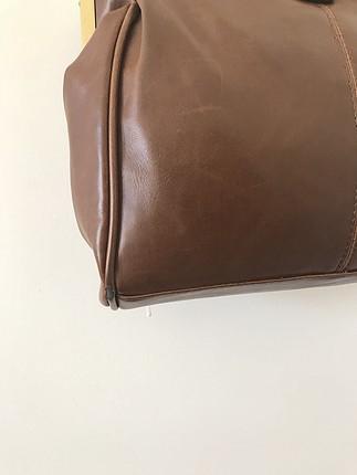 universal Beden kahve Renk Vintage çanta