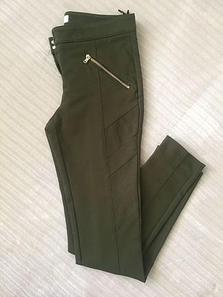 İpekyol 36 beden haki pantolon