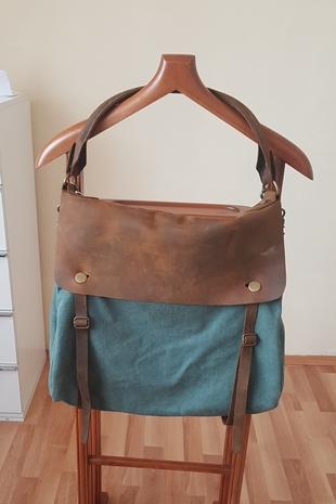 Yargıcı Vintage Çanta