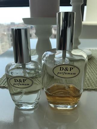 İki parfüm bir arada