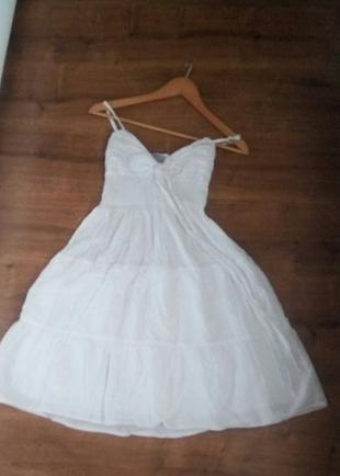 beyaz elbise