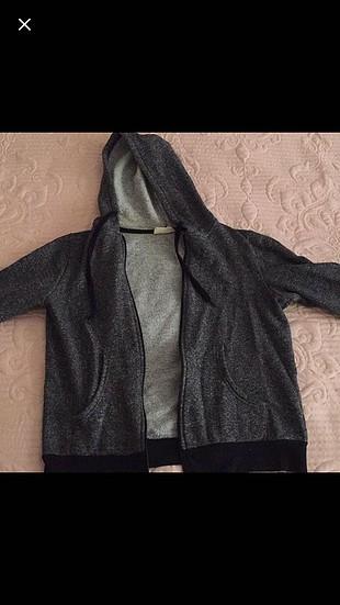 Kapşonlu ceket