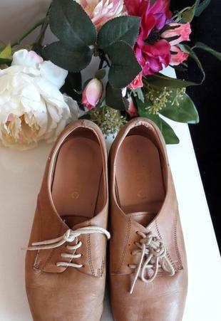 Hotic deri ayakkabi