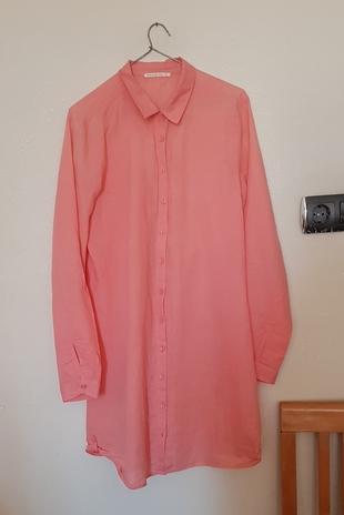 yazlik uzun tunik gömlek