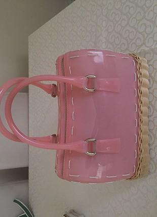 Silikon çanta
