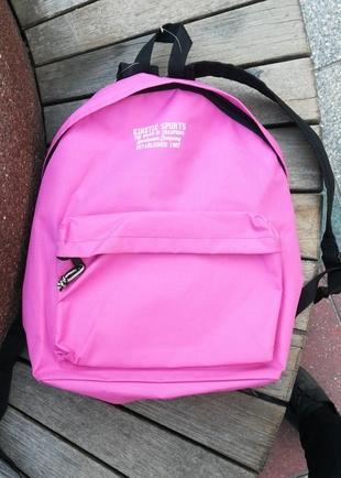 kinetix pembe sırt çantası